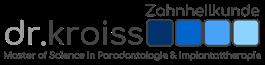 Dr. Sebastian Kroiss Logo